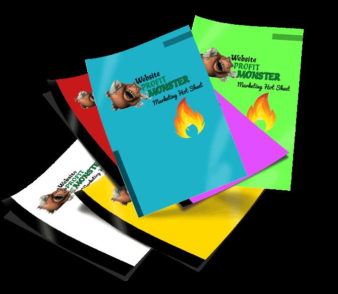 Marketing Hot Sheet